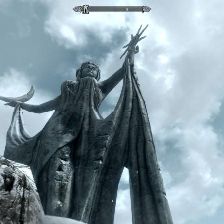 Skyrim's Shrine of Azura