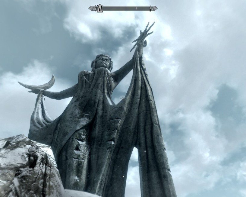 Skyrim's Shrine of Azura