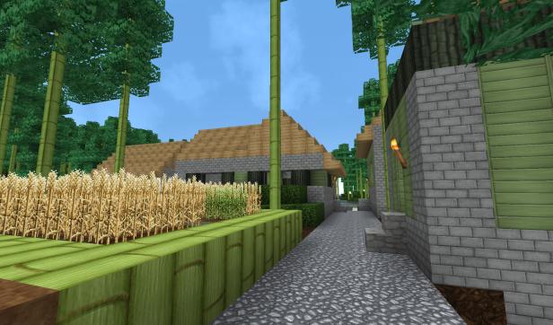 Takenoko Village