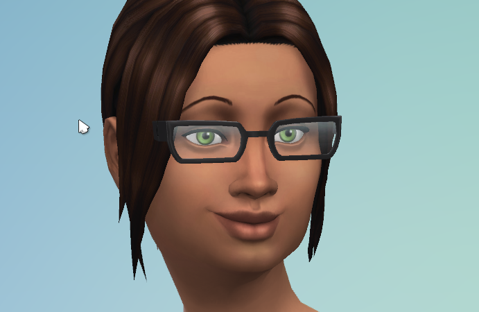 A head shot of Coral from the CAS with glasses, her brown hair pulled back and a dark pink sparkly shirt.