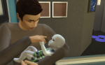 Thumbnail image of baby Penelope. This links to the chapter of Cocoa's abduction.