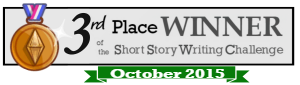 3rd place october 2015