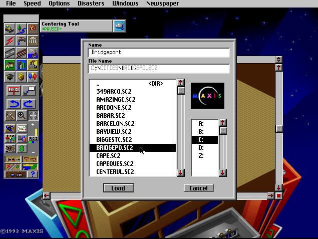 2016-01-28 18_39_31-DOSBox 0.73, Cpu Cycles_ 20000, Frameskip 0, Program_ SC2K