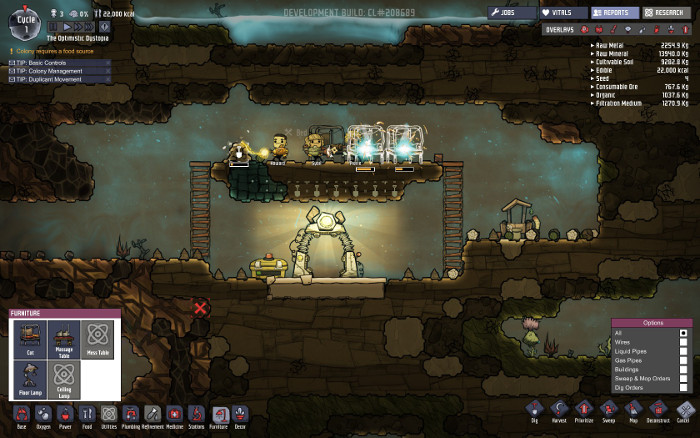 Review Oxygen Not Included Raerei S Fortress