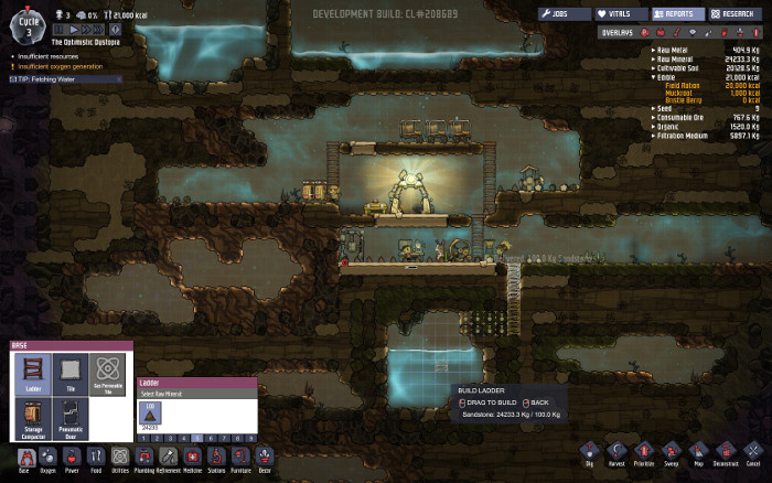 Review: Oxygen Not Included – Raerei's Fortress